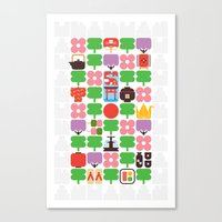 Japan Day Canvas Print
