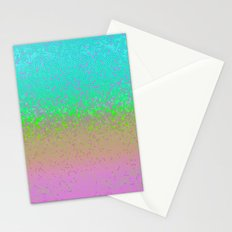 Glitter Star Dust G245 Stationery Cards