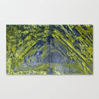 From The Long View Into … Canvas Print