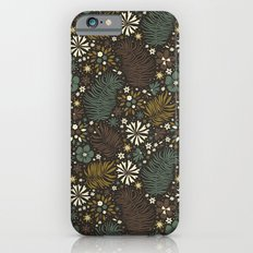 Mystical Forest (Greens) Slim Case iPhone 6s