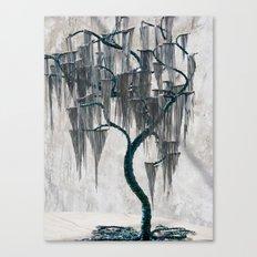 Jason's Willow Canvas Print