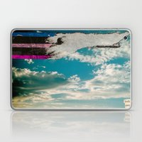 Look Away Laptop & iPad Skin
