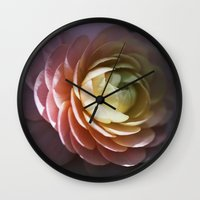 Her Secrets Wall Clock