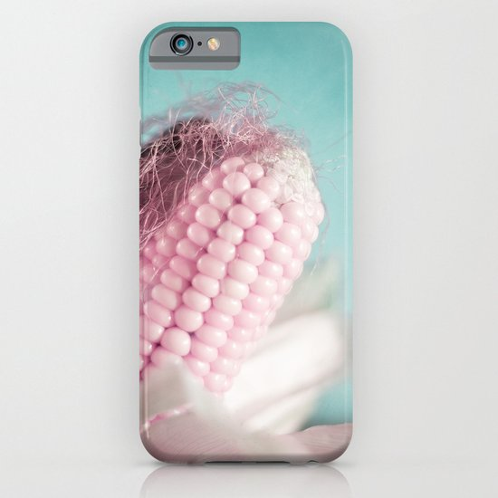 PINK CORN iPhone & iPod Case