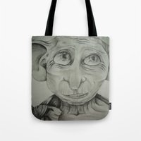 Free Elf Tote Bag