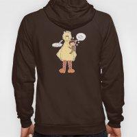 Romney loves Big Bird Hoody