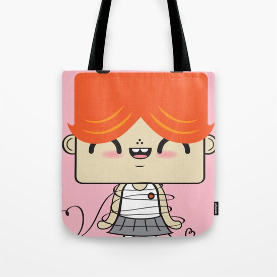 Love Song Part II Tote Bag
