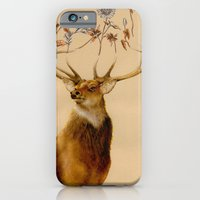 iPhone & iPod Case featuring Holistic Horns by BeautifulUrself