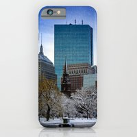 Winter In Boston iPhone 6 Slim Case