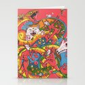 Holiday Imp Stationery Cards