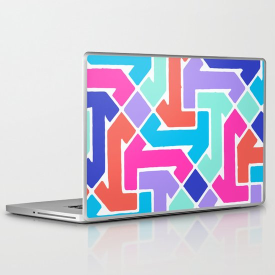 Azimuth 2 Laptop & iPad Skin