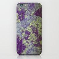 iPhone & iPod Case featuring Quantic  by Carolina Nino
