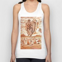 Tribute To The Tainos Unisex Tank Top