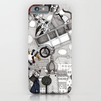 iPhone & iPod Case featuring Going on Holiday by Judith Clay