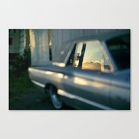 smooth ride Canvas Print