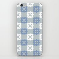 Retro Light 3 iPhone & iPod Skin