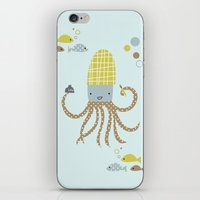 Squidoo iPhone & iPod Skin