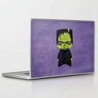 A Boy - Frankenstein's M… Laptop & iPad Skin