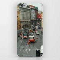 Retro PRAHA iPhone & iPod Skin