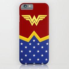 Wonder Of Woman - Superhero iPhone 6 Slim Case