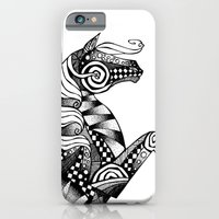 iPhone & iPod Case featuring Horse Patterns by Christa Rosenkranz