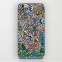 The Unconquerable iPhone & iPod Skin