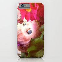 iPhone & iPod Case featuring Bed flower by Miss Doll