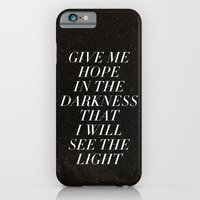 Ghosts That We Knew iPhone 6 Slim Case