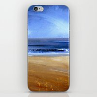 see the sky about to rain iPhone & iPod Skin