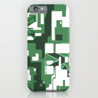 The Green City iPhone 6 Slim Case