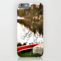 iPhone & iPod Case featuring From A Stranger's Window by Jussi Lovewell