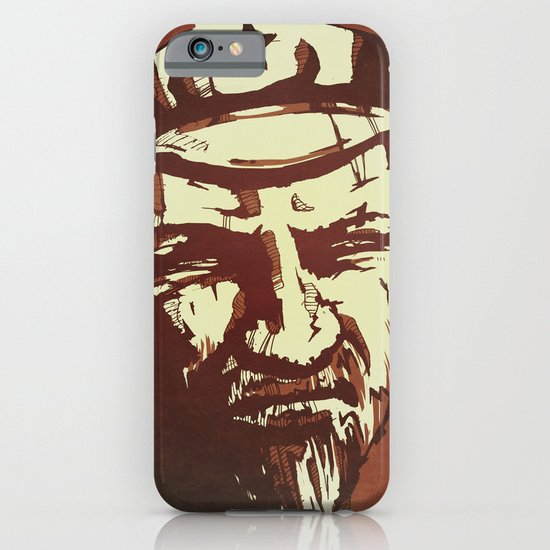 Vladimir Ilyich Lenin iPhone & iPod Case