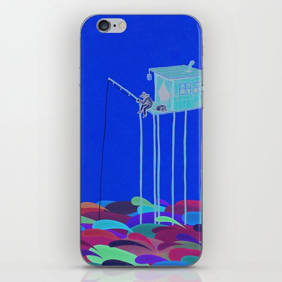 The Great Flood iPhone & iPod Skin