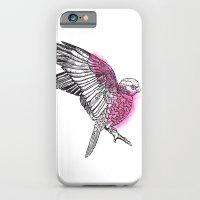 Flaming Galah iPhone 6 Slim Case