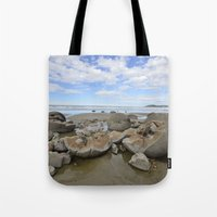 Broken Bolders Tote Bag