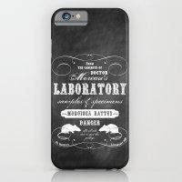 Dr. Moreau's Laboratory iPhone 6 Slim Case