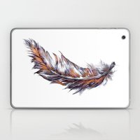 Feather // Illustration Laptop & iPad Skin