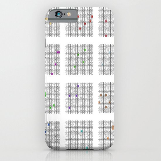 The -endless- Calendar for Germany iPhone & iPod Case