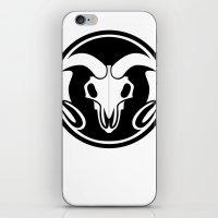 Day Of The Ram iPhone & iPod Skin