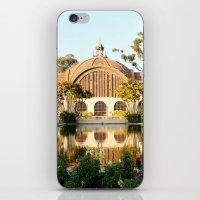 Balboa Park iPhone & iPod Skin