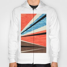 Graphic Woodgrain Hoody