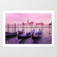 San Giorgio Maggiore Art Print