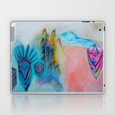 Eternal Calm - Caves and Crystals Laptop & iPad Skin