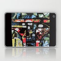 Boba Fett Collage Laptop & iPad Skin