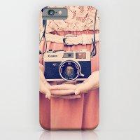 Classic Rangefinder iPhone 6 Slim Case
