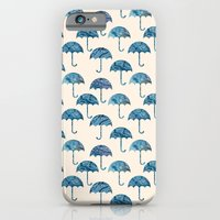 iPhone & iPod Case featuring rain #2 by serenita