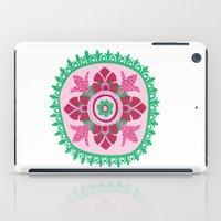 Suzani III iPad Case