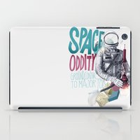SPACE ODDITY iPad Case
