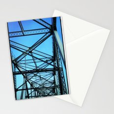 Beams and Joints Stationery Cards