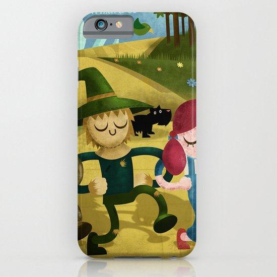 Wizard of Oz fan art iPhone & iPod Case